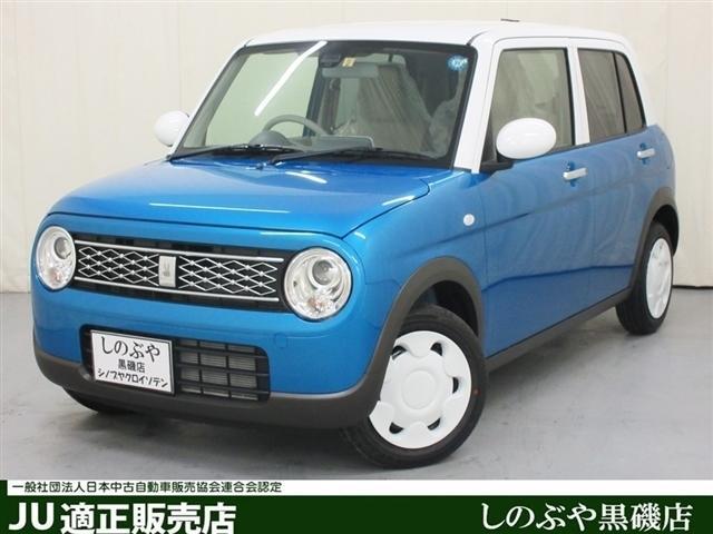 アルトラパン(スズキ) Sセレクション 中古車画像