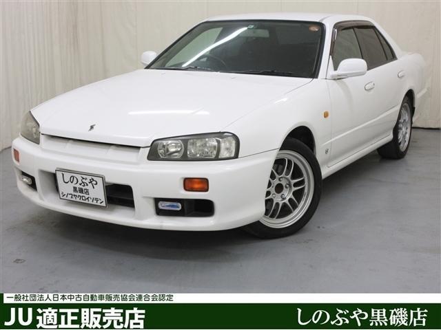 日産 GT ナビ ETC 17インチアルミ