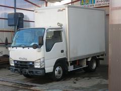エルフトラックアルミバン フルフラットロー1.5トン 4WD