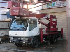 キャンター高所作業車 12.5m