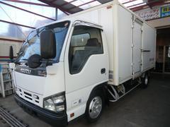 エルフトラック冷凍冷蔵車 −5℃ スームーサ