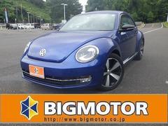 VW ザ・ビートルターボ ナビ フルセグ Bモニ Bluetooth アルミ
