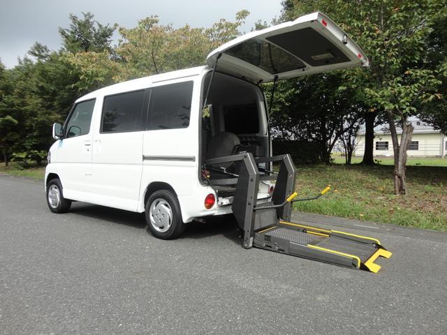 LX 福祉車両 電動リフト ハーティーティンリフト スローパー