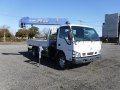 アトラストラックいすゞOEM 3t ワイド超ロング 6段ラジコンクレーン