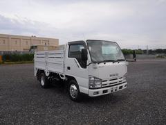 エルフトラック積載3t4ナンバー 600kg垂直パワーゲート 平ボディ