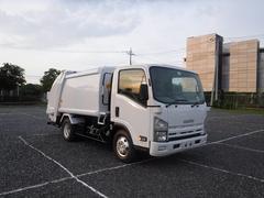 エルフトラックプレス式 パッカー車 フジマイティ G−PX