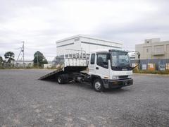 フォワード一般型積載車 セーフティローダー 積載4.6t 増トン