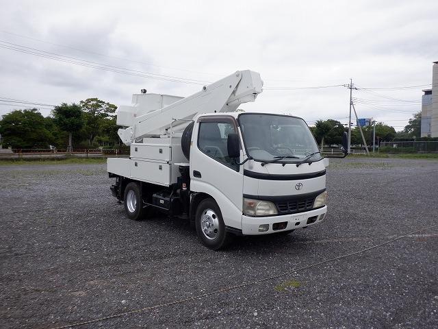 トヨタ 高所作業車 アイチ SH09A 9.7m 電気・通信工事仕様