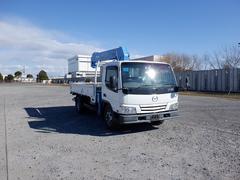 タイタントラック積載3.5t ワイドロング 6段ラジコンクレーン付き
