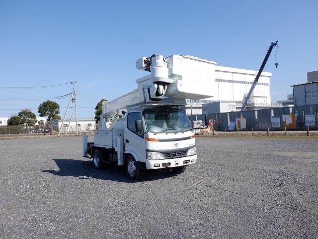 トヨタ アイチ製 高所作業車 U594 14.6m