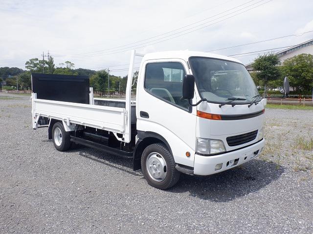 トヨタ ダイナトラック  2t ワイドロング オートマ パワーゲート付き平ボディー