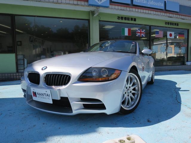 BMW BMW Z4 2.5i RECAROシート 社外アルミ