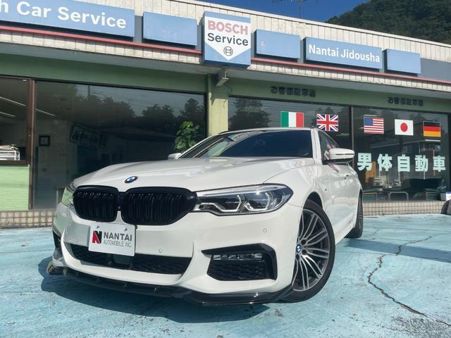 BMW 523dツーリング Mスポーツ 弊社オーナー下取り車両 Mスポーツ デビューパッケージ ソフトクロージャー carplay ヘッドアップディスプレー OP多数 各種コーディング済