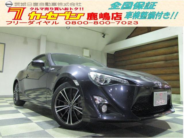 トヨタ GT ワンオーナー ナビTV ETC HID 純正AW