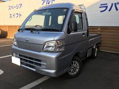 ハイゼットトラックジャンボ 4WD オートマ スタッドレスタイヤ付