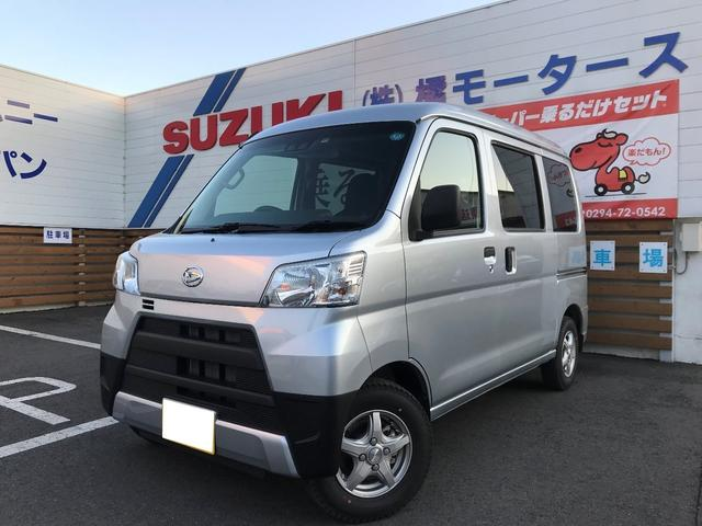ダイハツ デラックスSAIII 2WD オートマ