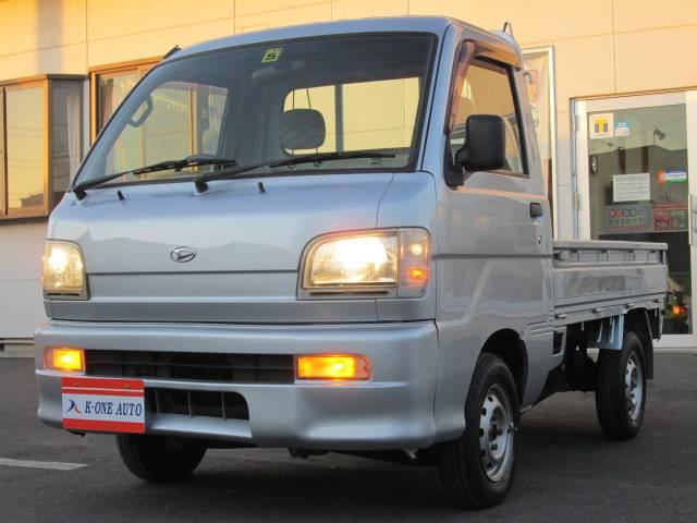 ダイハツ ハイゼットトラック 4WD 走行距離無制限 2年間保証