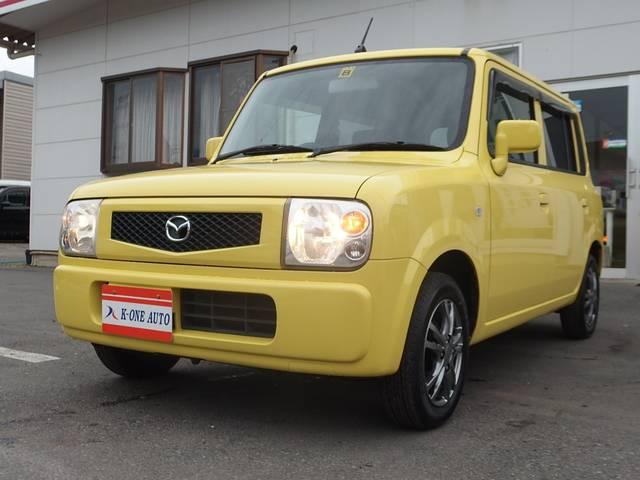 マツダ スピアーノ X 走行距離無制限 2年間保証対象車