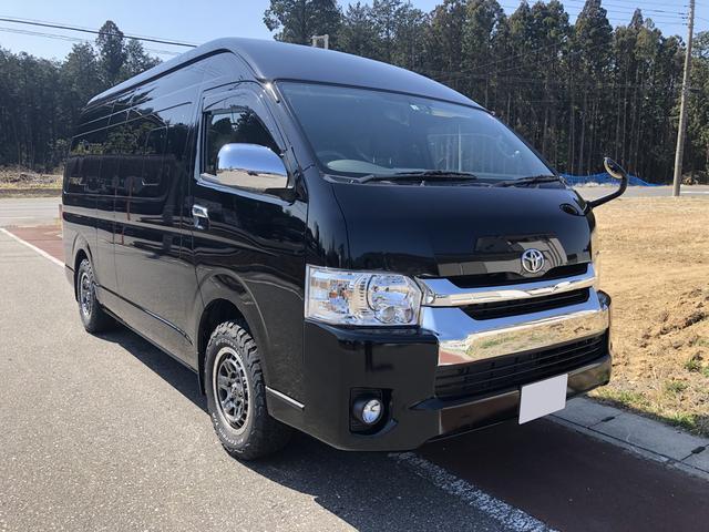 トヨタ キャンピング特装4WD LSD FFヒーター 走行充電