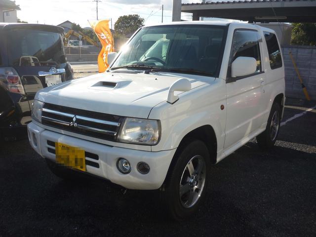 三菱 アクティブフィールドエディション 4WD