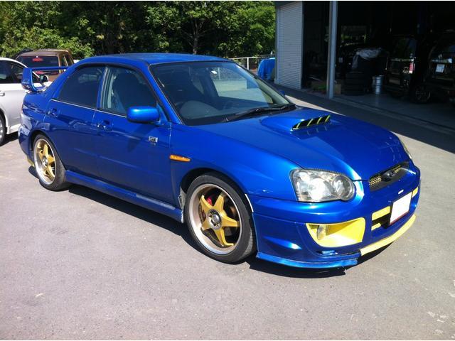 スバル WRX 2004 Vリミテッド