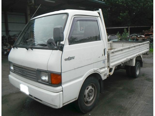 マツダ ボンゴブローニィトラック NOx・PM適合