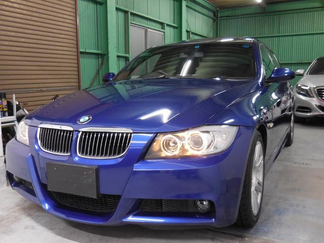 BMW 320i Mスポーツパッケージ サンルーフ HID 禁煙車