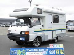 デリカトラックキャンピングカー バンテック JB500 4WD