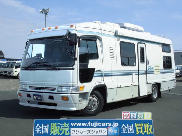 日野 キャンピングカー ヨコハマモーターセールス エアロクルーザー