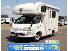 ライトエーストラックキャンピングカー グローバル アスリート4WD