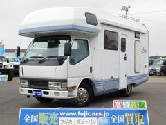 キャンターキャンピングカー バンテック ベガ 適合車