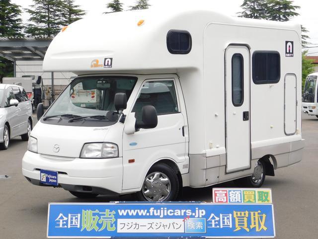 キャンピングカー AtoZ アミティ ディーゼルターボ(1枚目)