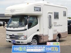 カムロードキャンピングカー グローバルユーロスター ルーフAC 発電機