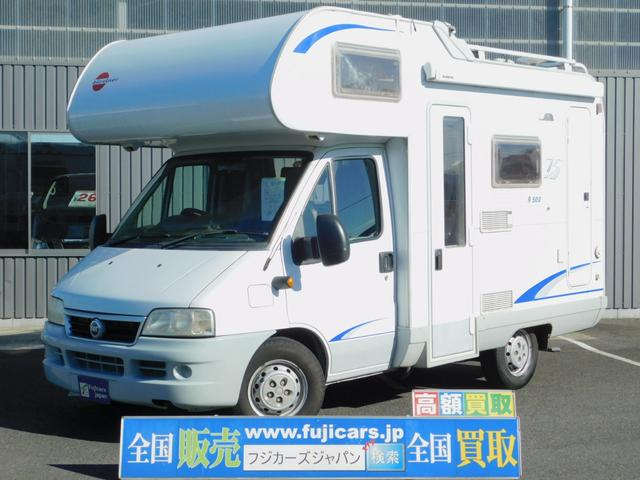 キャンピングカー デュカト バーストナーA500 右ハンドル(1枚目)