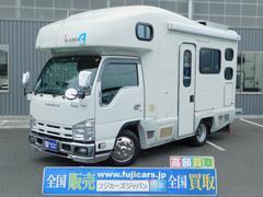 いすゞキャンピングカー AtoZ アラモSL i−cool