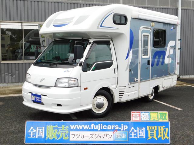 日産 キャンピングカー ナッツRV マッシュW ディーゼルターボ