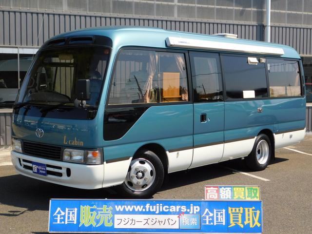 トヨタ キャンピングカー マリーナRV Lキャビン FFヒーター