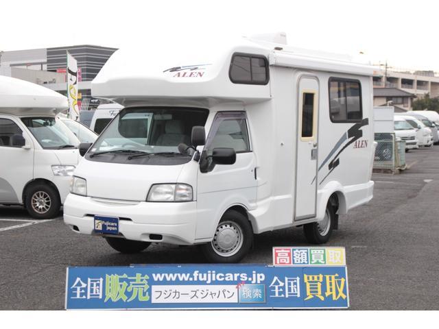 マツダ キャンピングカー AtoZ アレン タイプ1 FFヒーター