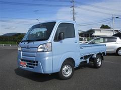 ハイゼットトラックスタンダード 4WD エアコン パワステ 走行33km
