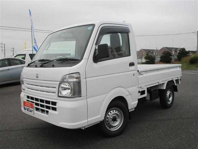 スズキ KCエアコン・パワステ 4WD