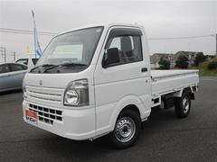 キャリイトラックKCエアコン・パワステ 4WD 車検32年9月まで