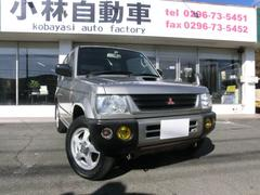 パジェロミニVターボ 4WD