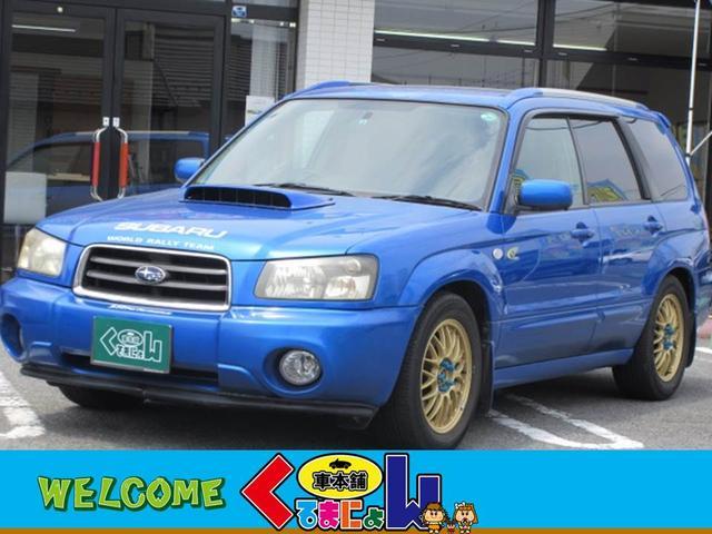 スバル XT WRリミテッド2004