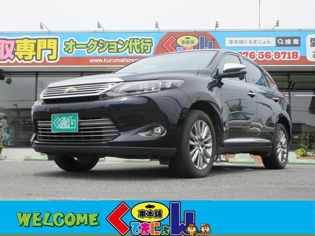 トヨタ プレミアム ワンオーナー 純正SDナビ 電動リアゲート