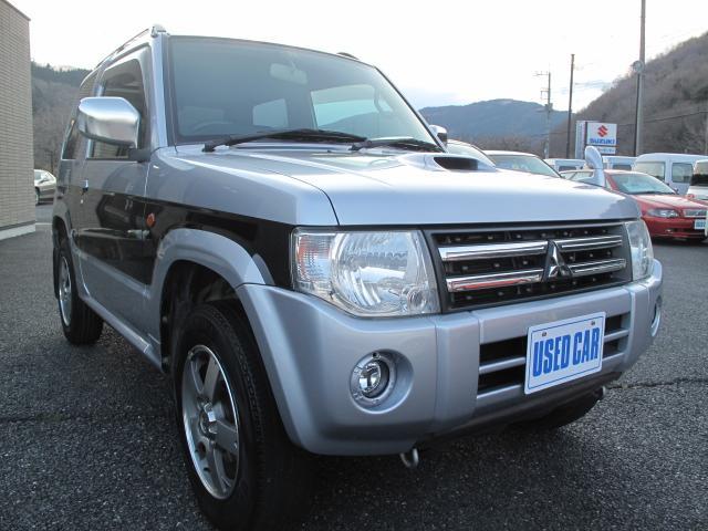 エクシード 4WDターボ ETC ディーラー整備車 タイヤ4本新品交換マフラー新品交換渡し(1枚目)