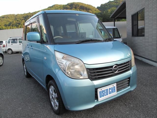 G 4WD リモコンパワースライドドア ナビ テレビ ETC スマートキー シートヒーター オートエアコン UVカットガラス(1枚目)