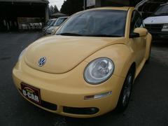 VW ニュービートルベースグレード サンルーフ  革シート  シートヒーター
