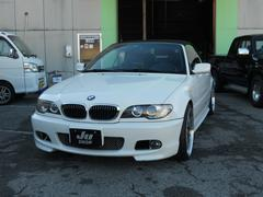 BMW330Ciカブリオーレ Mスポーツパッケージ ダウンサス
