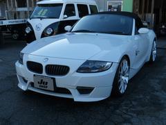 BMW Z4ロードスター2.5i 電動オープン ダウンサス