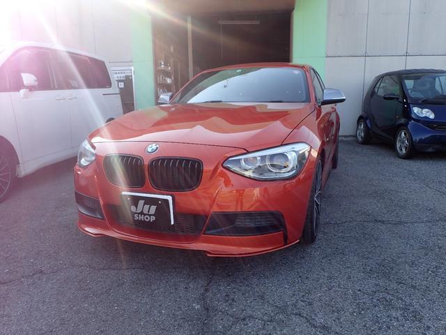 BMW 1シリーズ 116i Mスポーツ 19AW バックモニター ETC